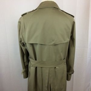 Burberry Jackets & Coats - Burberrys Double Breasted Belted Trench Coat